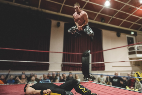 Live Wrestling in Witham
